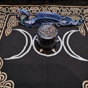 Hecate Invocation Spell Candle